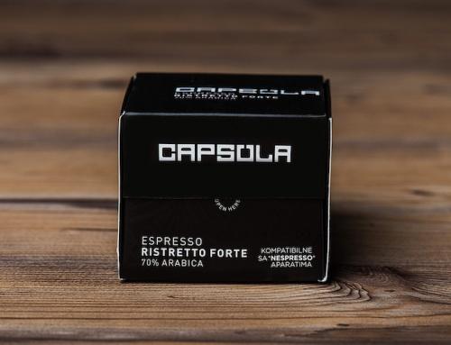 Karakteristike kapsula za nespresso aparate